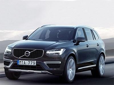 Volvo опубликовал первые изображения своего будущего «паркетника» XC40