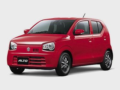 Suzuki Alto нового поколения уже вышел на японский рынок