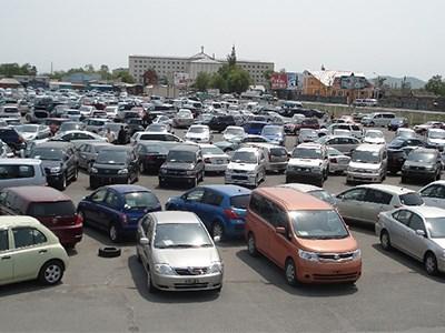 Подержанные автомобили резко подорожали уже за первые недели нового года