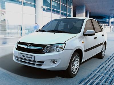 Названы самые популярные в России автомобили 2014 года