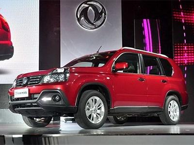 Dongfeng готовит к выпуску перелицованную копию кроссовера Nissan X-Trail