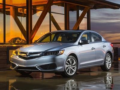 Обновленный седан Acura ILX уже появился на американском рынке