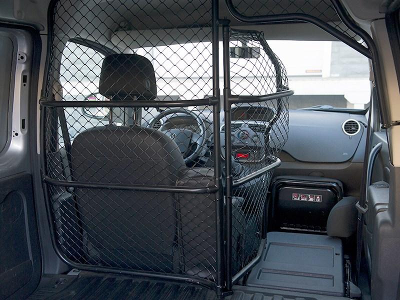 Renault Kangoo 2014 водительское место