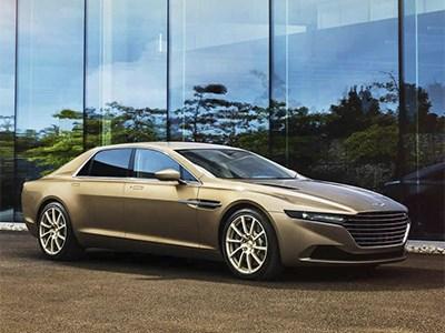 Седан Aston Martin Lagonda будет доступен в разных странах