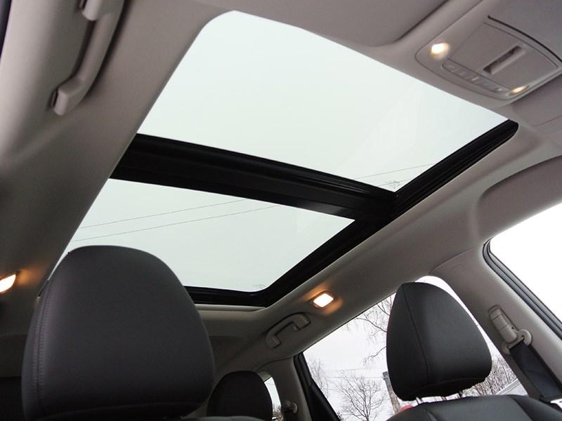 Nissan X-Trail 2014 панорамная крыша