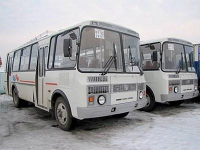 Автобусы в России продаются лучше легковых автомобилей