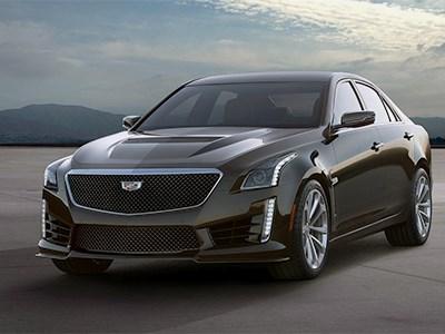 Сколько будет стоить обновленный седан Cadillac CTS-V