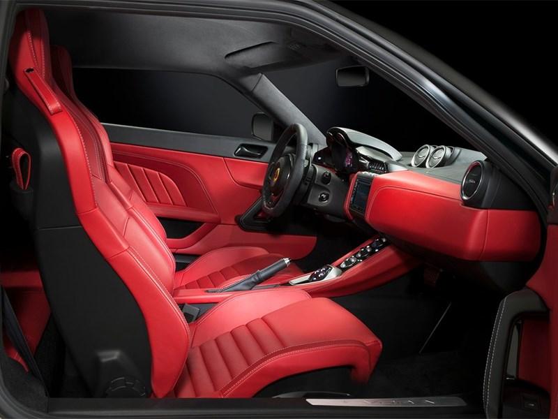 Lotus Evora 400 2016 передние кресла