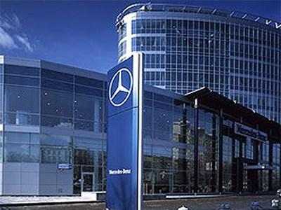 Спрос на автомобили Mercedes-Benz на мировом рынке растет