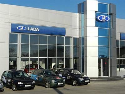 Дилерская сеть Lada в России будет расти