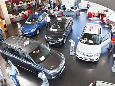В Европе зафиксирован рекордный рост продаж новых автомобилей