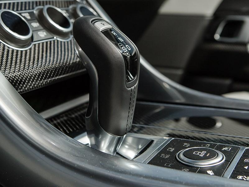 Land Rover Range Rover Sport SVR 2015 8АКПП
