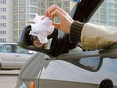 Госдума предлагает ужесточить наказание за выброшенный на дорогу мусор