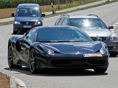 Ferrari готовится возродить имя Dino для нового суперкара