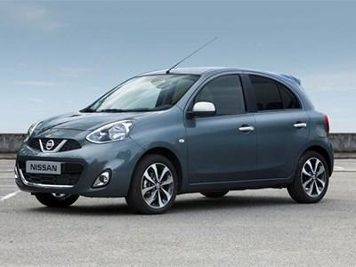 Nissan Micra N-TEC дебютирует на грядущем автосалоне во Франкфурте