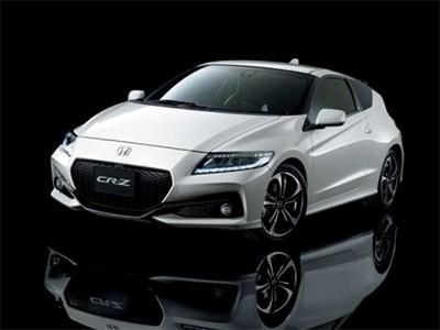 Honda обновила гибридное купе CR-Z