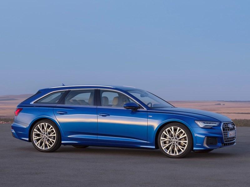 Audi представила новый A6 Avant