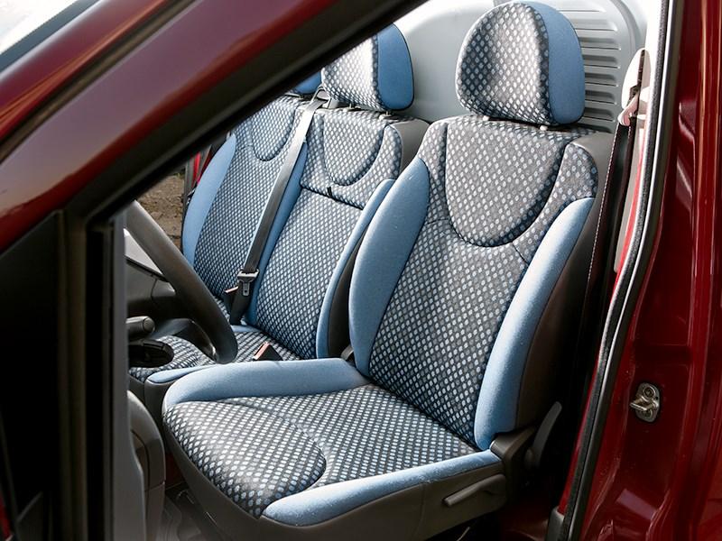 Fiat Scudo Cargo 2014 передние кресла