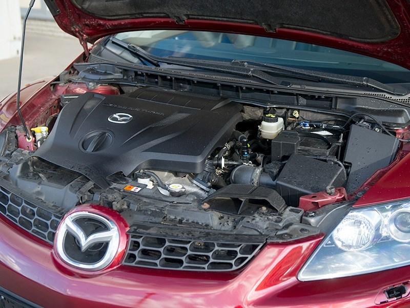 Mazda CX7 2011 двигатель
