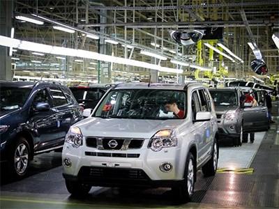 Петербургский завод Nissan увольняет сотрудников и сокращает объем выпуска автомобилей