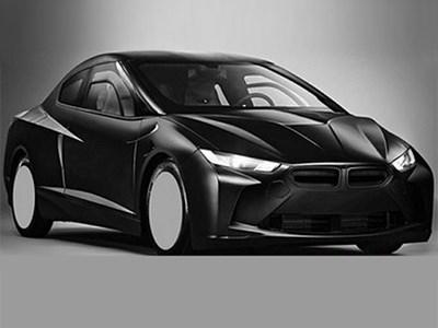 Патентные снимки нового BMW i5 оказались ненастоящими