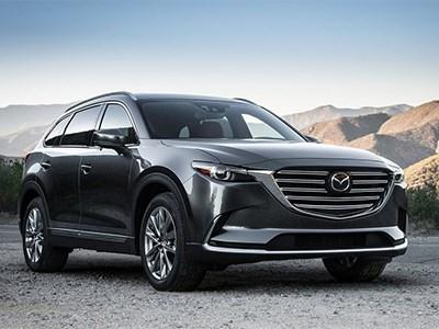 Mazda CX-9 дебютировала в Лос-Анджелесе