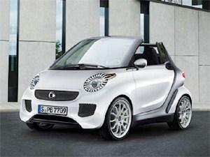 Fiat и Smart показали свои новинки