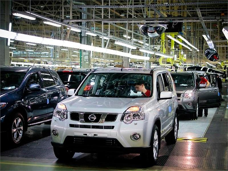 Завод Nissan в Санкт-Петербурге планирует запустить новую модель в 2016 году