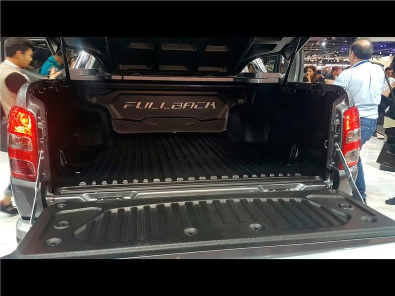 Fiat Fullback 2016 кузов