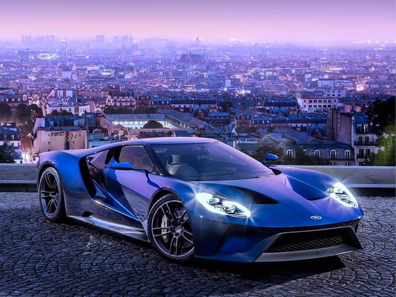 Ford обяжет покупателей нового GT пользоваться автомобилем
