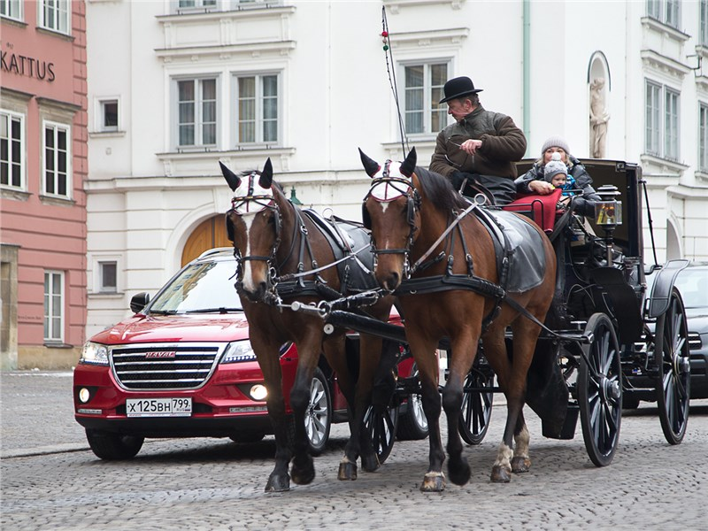 Haval H2 2014 Вена