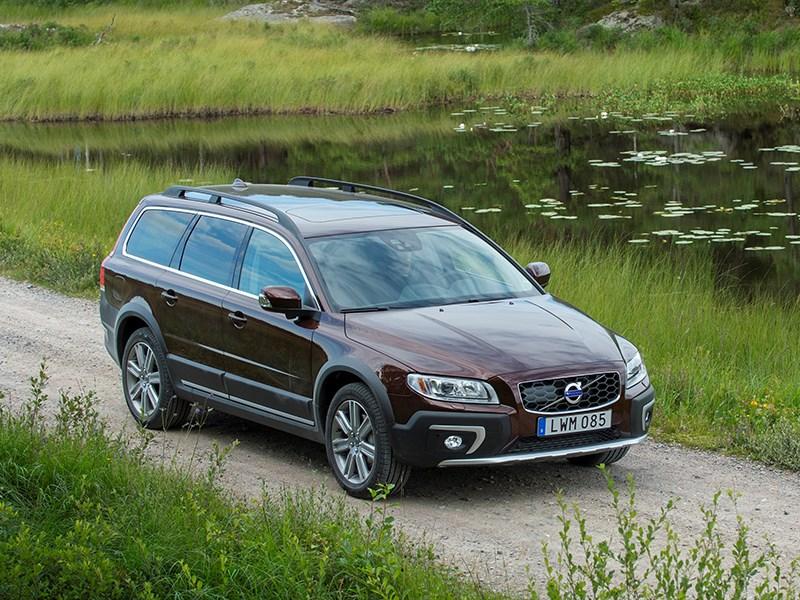 Volvo заменит две модели в России