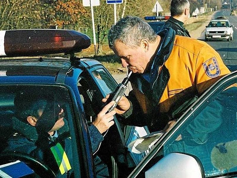 По дорогам Москвы ездит 330 пьяных водителей