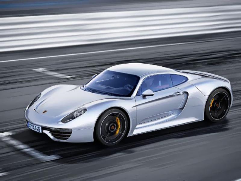В Porsche разрабатывают доступный электромобиль