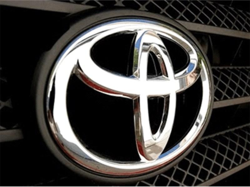 Toyota продала в РФ более 1 млн машин