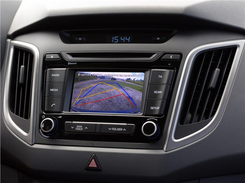 Hyundai Creta 2016 монитор