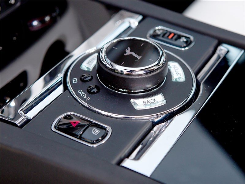 Rolls-Royce Wraith 2013 8АКПП