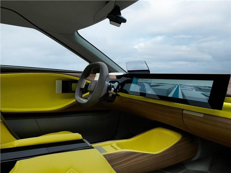 Citroen CXperience Concept 2016 передние кресла