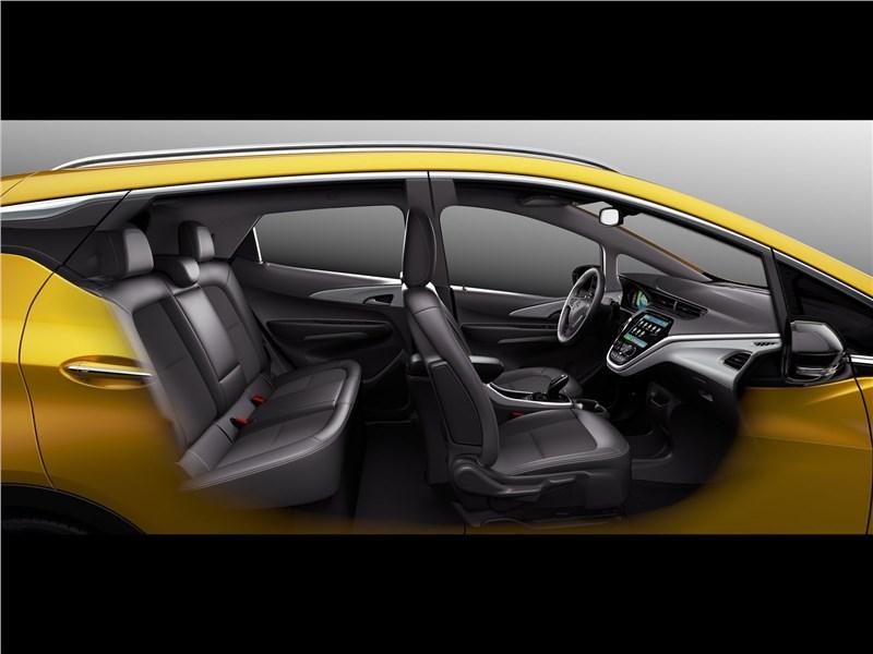 Opel Ampera-e 2017 салон