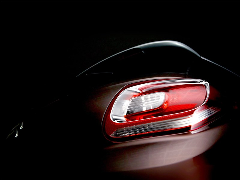 Citroen DS Inside concept 2009 задний фонарь