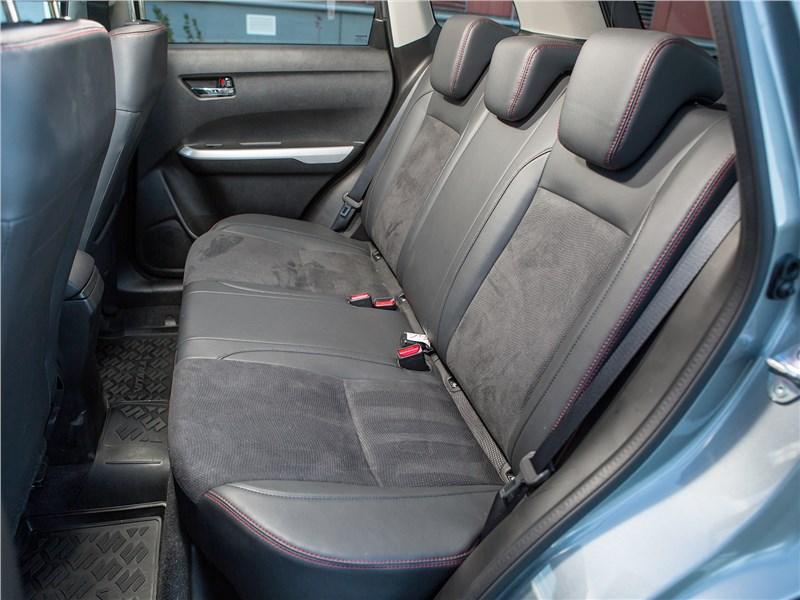 Suzuki Vitara S 2016 задний диван
