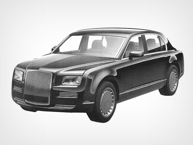 Автомобили проекта «Кортеж» поступят на службу в этом году