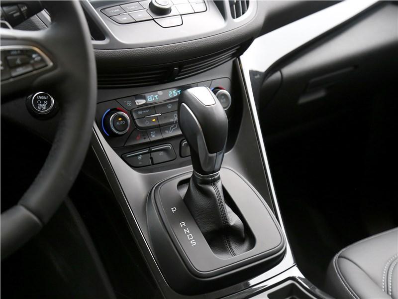 Ford Kuga 2017 АКПП