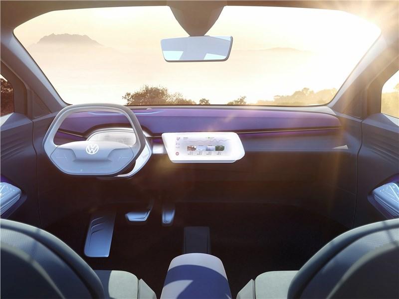 Volkswagen ID Crozz Concept 2017 салон