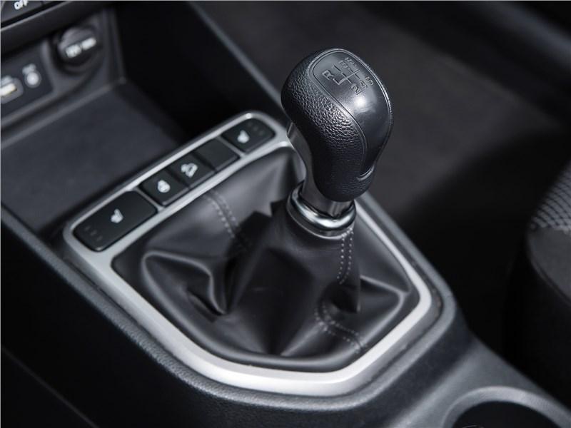 Hyundai Creta 2016 6МКПП