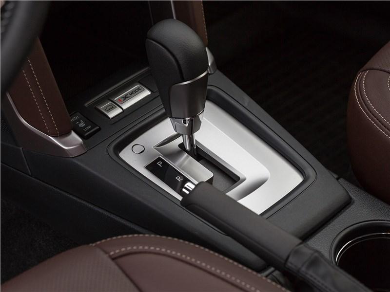 Subaru Forester 2016 вариатор