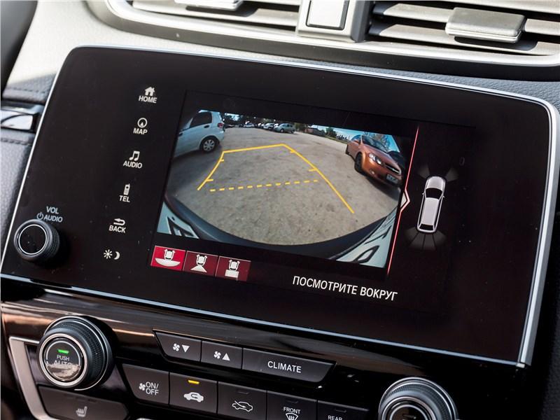 Honda CR-V 2017 монитор