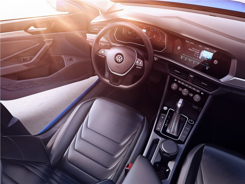 Volkswagen Jetta 2019 водительское место