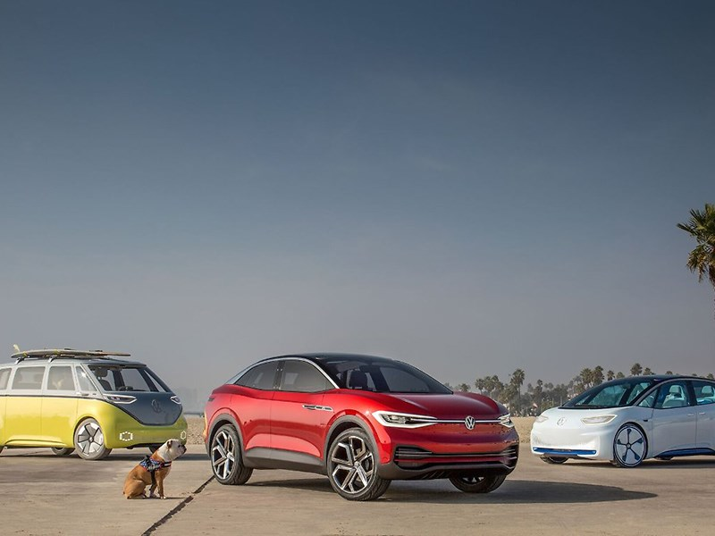 Volkswagen готовит наступление на рынок