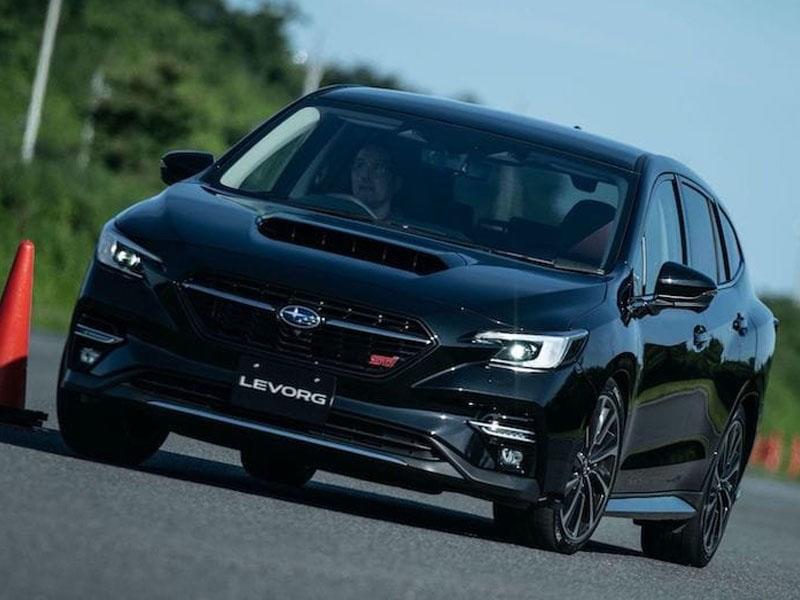 Subaru Levorg назван самым безопасным японским автомобилем